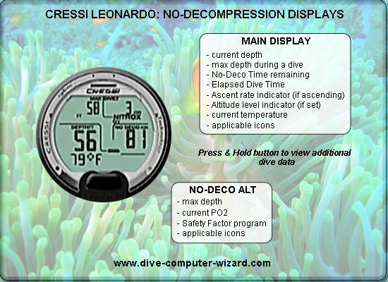 card-cressi-leonardo-no-deco-diving