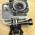 Canany Underwater Action Video Camera Review