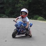 Razor Pocket Rocket Kid's Motorcycle Review