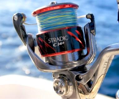 Shimano Stradic ci4
