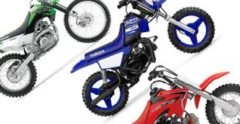 what are the different types of dirt bike?