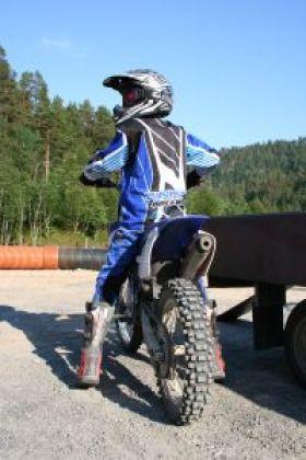 teen biker