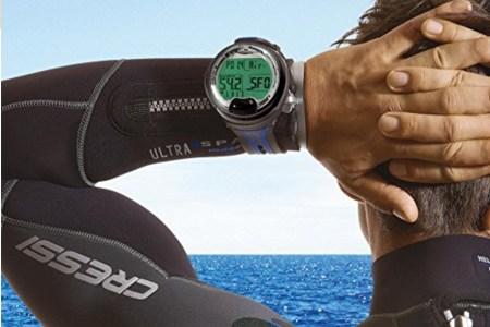 Cressi Leonardo Scuba Dive Computer Wrist Watch review