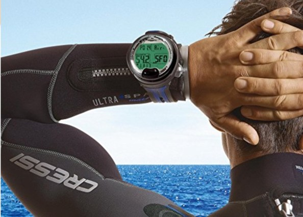 Cressi Leonardo Scuba Dive Computer Wrist Watch review