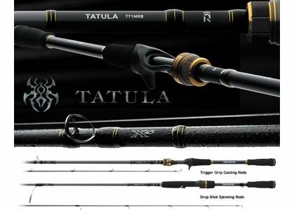 Daiwa Tatula Casting Rods
