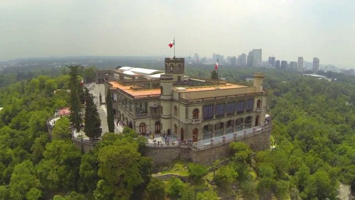 chapultepec-castle-mexico-city