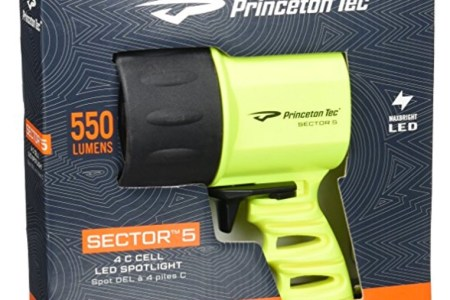 Princeton Tec Sector 5 550 Lumens Light