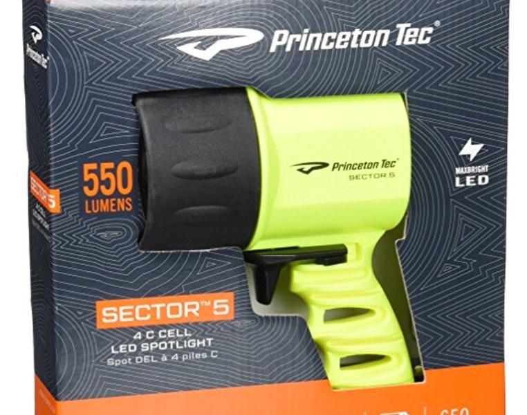 Princeton Tec Sector 5 550 Lumens Light