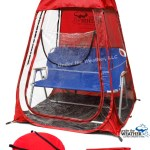 Under The Weather XL Sports Pod Pop-up Tent Review