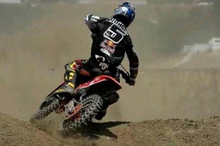 ryan dungey famous dirt biker