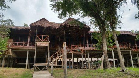 Tahuayo Wilderness Lodge Peruvian Amazon