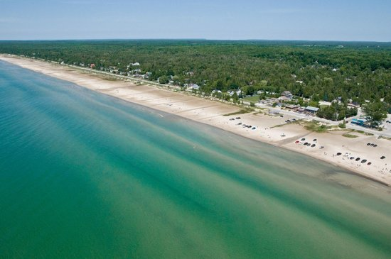 Sauble Beach Ontario Canada