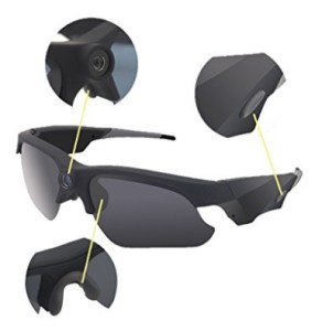sunglasses with camera built in