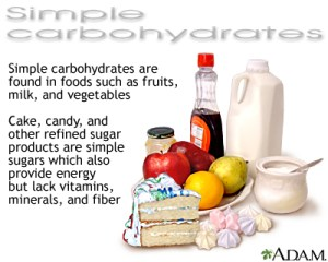 simple carbs