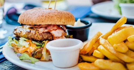 leptin and junk food