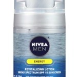 NIVEA Men Energy Broad Spectrum SPF 15 Sunscreen Review