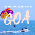Best Beaches for Parasailing in Goa