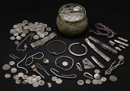 viking treasure hoard