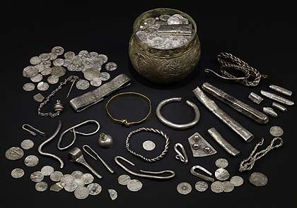 viking treasure hoard