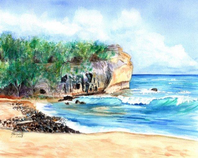 Shipwrecked Beach