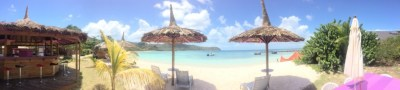 Union Island's Sparrow's Beach Club Gets Its Beach Bar ...