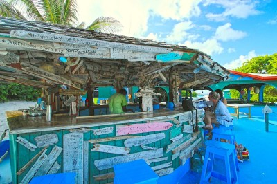 British Virgin Islands (BVI) Beach Bars – Big Bamboo Beach ...