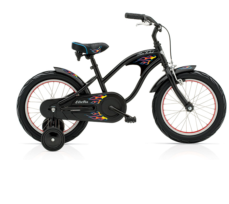 Electra Kids Bike 16in Black