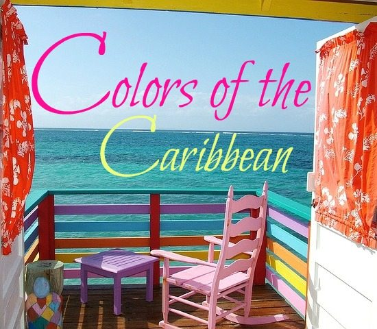 Colorful Beach Condo Makeover: The Candy Colored Beach Cottages At Compass Point, Bahamas