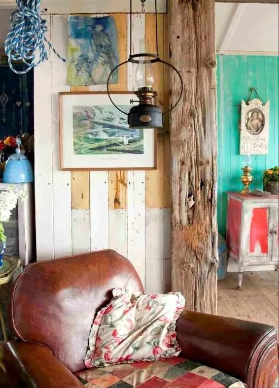 Beach Cottage Decor Rustic