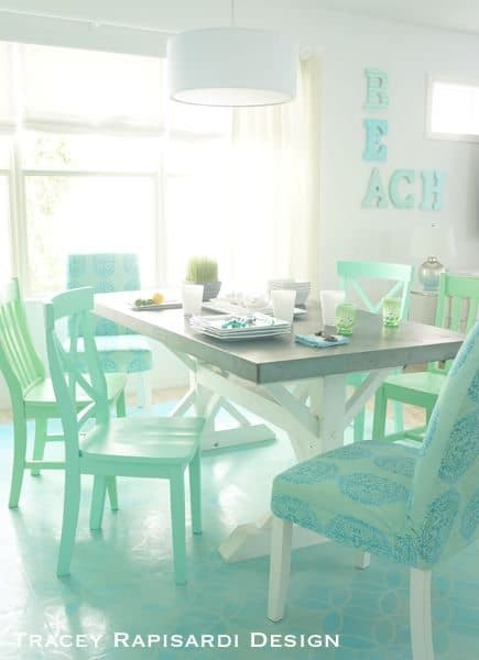 Heavenly Beach Cottage In Pastel By Tracey Rapisardi Beach Bliss Living