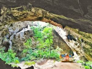 Thailand National Parks Nature Caves