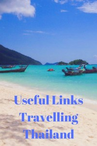 Useful Thailand links