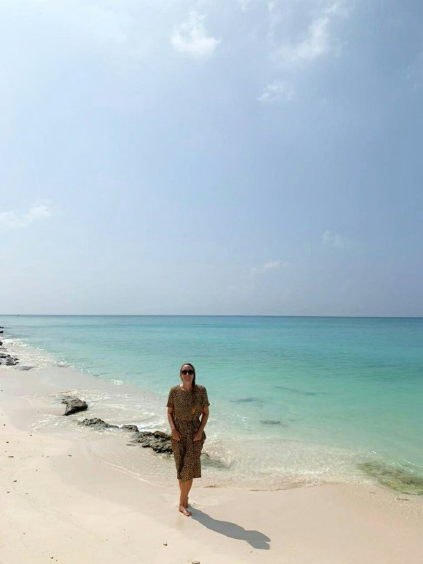 Photo of beaches in Thoddoo