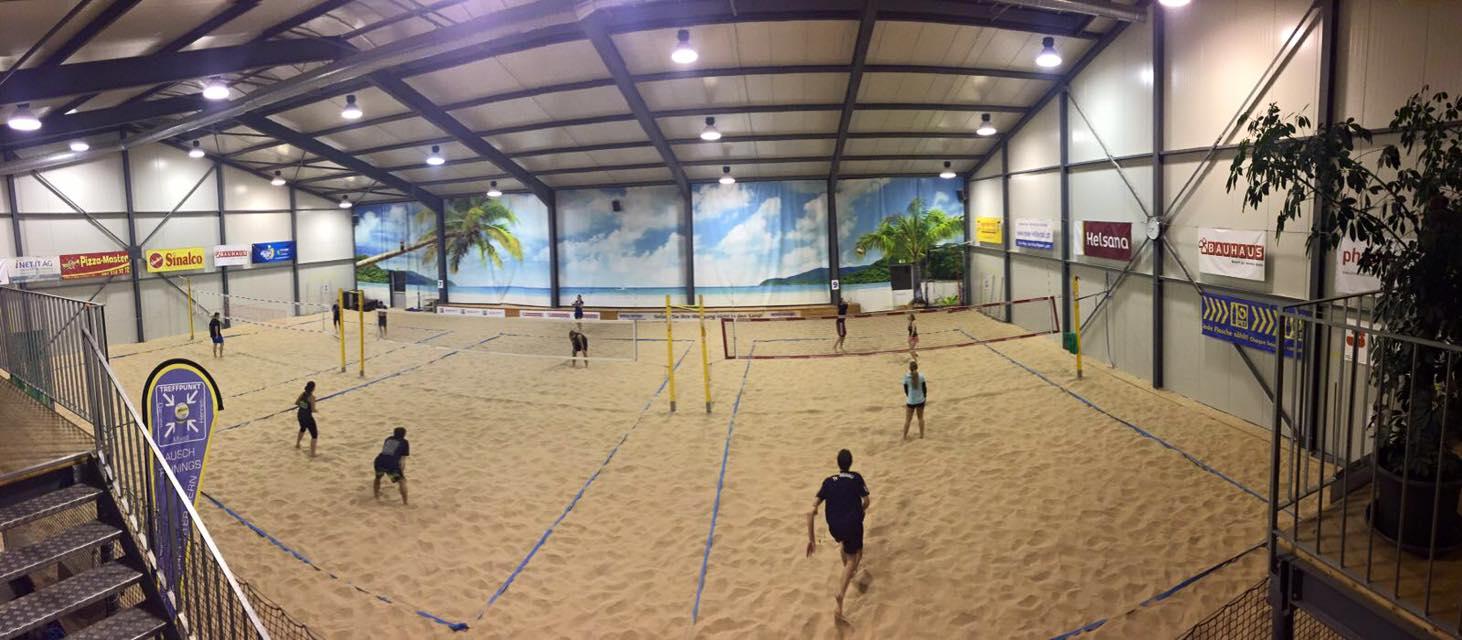 beachhalle pic