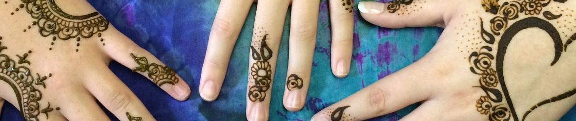 Book a henna party in Orlando