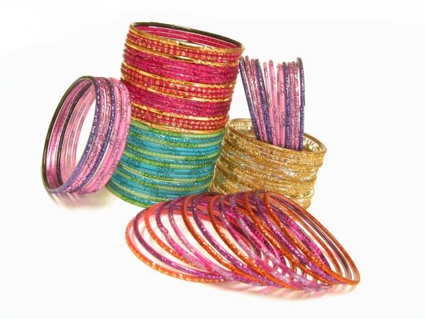 Indian glass bangles in Orlando Florida