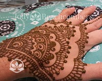 Henna as a Business Class