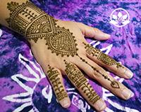 Online Henna Layout Class