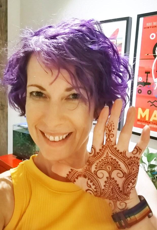 Orlando Henna Artist Jody Beachcombers