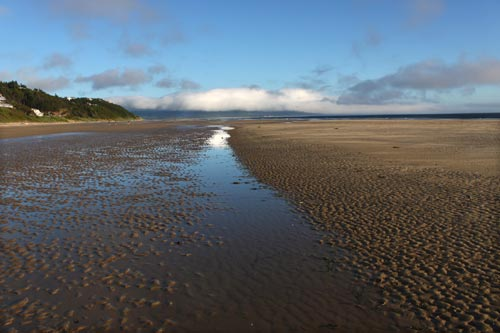 Sunny and Mostly Windless, Warm Oregon Coast - Maybe Ten Days