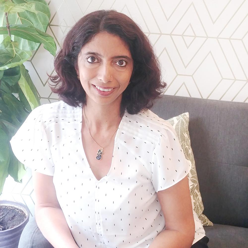 Sunita Prasad MSW, RSW | Beaches Therapy Group, Toronto, ON CA