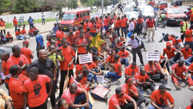 Photo of AGGRIEVED STUDENT LOAN BENEFICIARIES THREATEN TO MARCH WITH NUGS