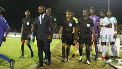 Photo of APPOINTMENTS TO NEW GFA REFEREEING STRUCTURE