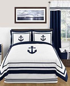 best nautical anchor decor - beachfront decor
