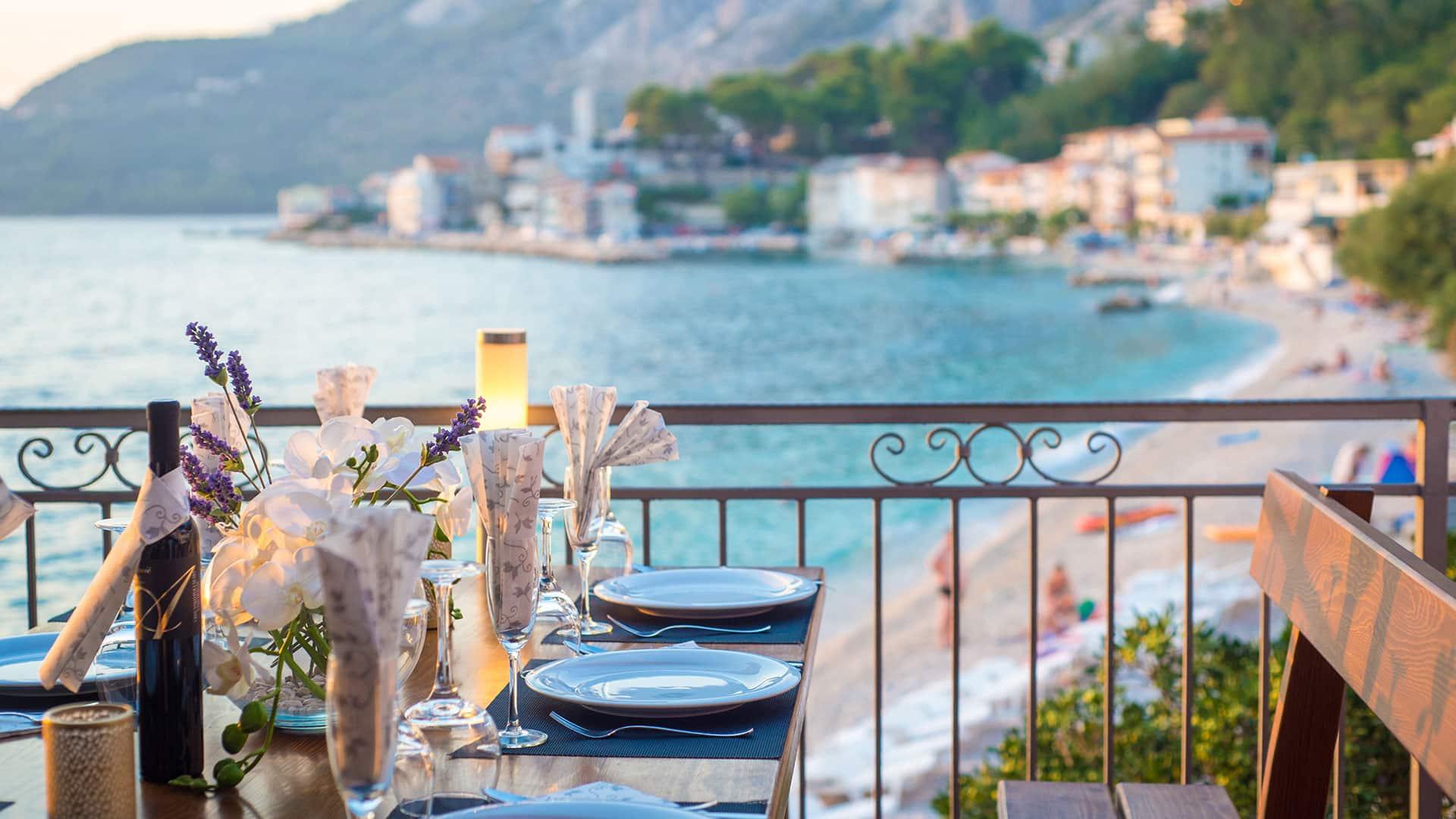 Beach Hotel Croatia