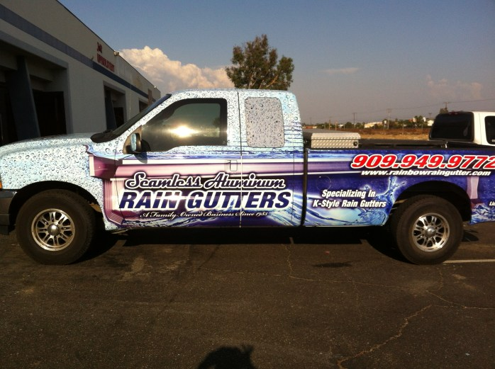 Signs & Vehicle Wraps