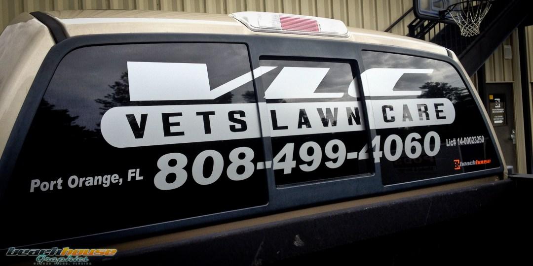 Orlando - Jacksonville - Vehicle Lettering, Vinyl Decal - Car Sticker - Car Advertising-1