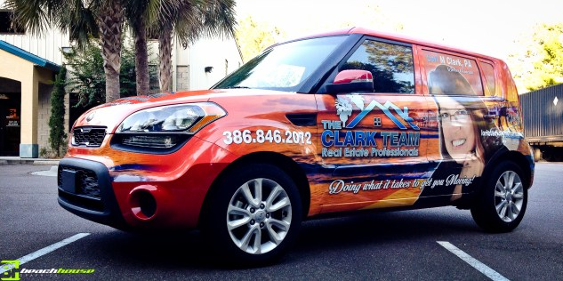 Car, Truck and Van Wraps