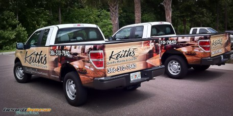 Central Florida - Vehicle Wraps - Truck Graphics - Professional Vinyl Wraps-6