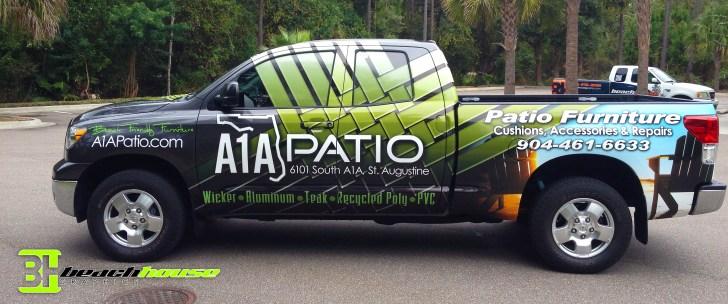 Truck Graphics : Window Perf
